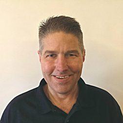 Headshot of Instructor Lawrence Transue